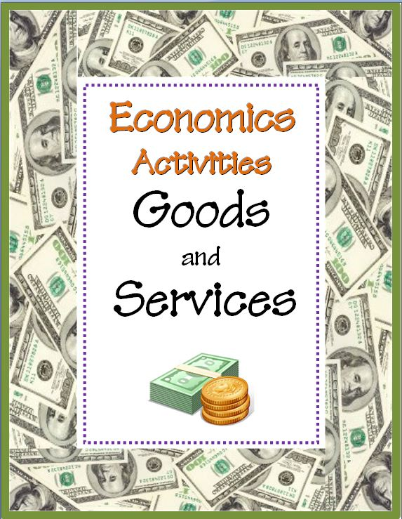 Goods And Services Worksheets Coverwithmoneybordergoodsservi ...