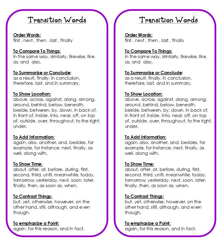 Transition Words Printable Wiring Data. Transition Words Printable Lessons4now Rh Worksheets 4th Grade. Worksheet. Transition Words Worksheet For 4th Grade At Clickcart.co