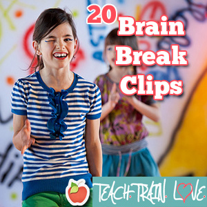 Brain Breaks~ Great source for kid-friendly videos to get everyone up and moving! Great way to use technology and pop culture to our students' advantage. Each video link a special kid-friendly filter from SafeShare.TV, so preview at school to avoid any system glitches. My favorite is Madagascar's 'I Like to Move It' video!