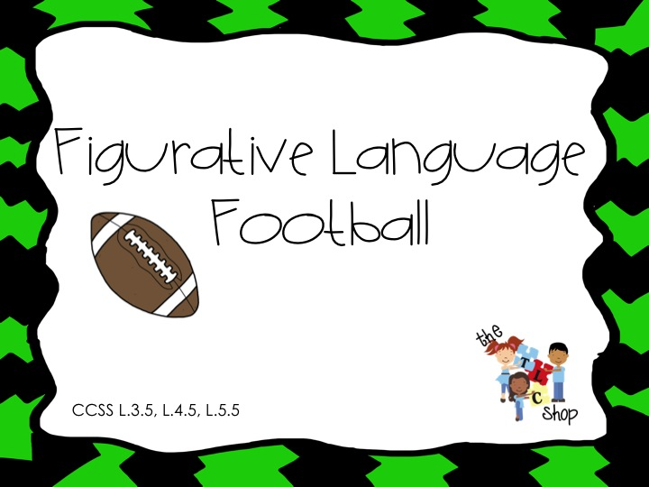 figurative language cover
