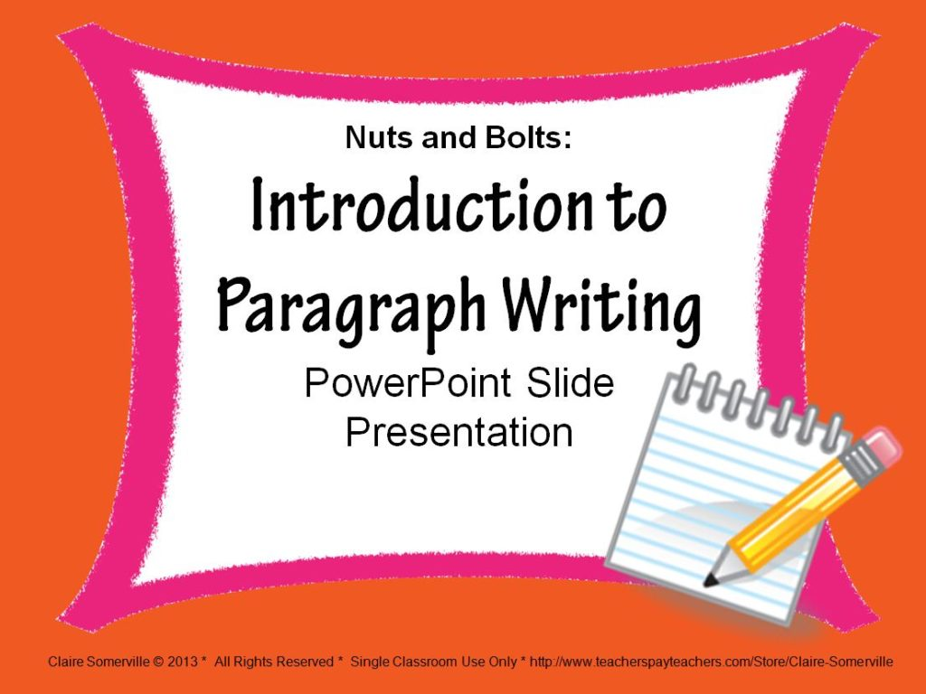 writing essays powerpoints Writing power point slides is a common task wherever you study it is not only an academic assignment but a good way to present your research in front of your audience: seminar, exam, etc.